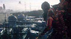 Call of Duty: Advanced Warfare - скриншоты из игры на Riot Pixels, картинки