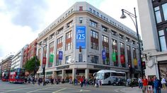 Marks & Spencer Oxford Street Flagship Store - Places To Go in London - visitlondon.com