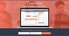 Dasheroo, la dashboard per il tuo business