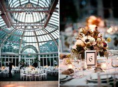 brooklyn botanical gardens wedding