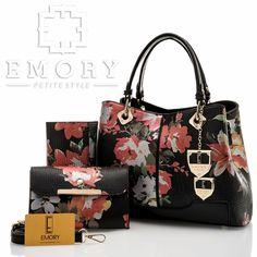 Full Black Bag Handbag EMORY Lattellier 812 Original Brand. Further information : Instagram : emorystyle LINE@ -> @ emorystyle