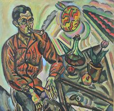 Joan Miró, Portrait Nubiola, um 1917