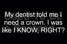 I know, right? Hahahah