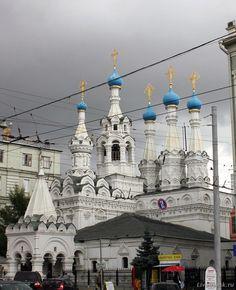 Рождества Богородицы Церковь в Путинках