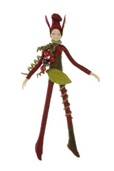 Bendable Petal Fairies Woodland Plum Elf - TONS of other fairies and elves as well.  Possible 'elf on the shelf' fairy.