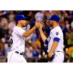 These two took home a pair of Esurance MLB Awards last night!   royals.com
