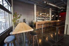 Mater High Stool @ Legendary Cocktail Bar Vessel Returns to Downtown - Eater Inside - Eater Seattle