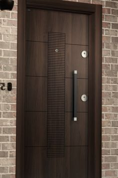 4 Things to Consider when Choosing Your New Exterior Front Door House Main Door Design, Main Entrance Door Design, Wooden Front Door Design, Room Door Design, Wooden Front Doors, Door Design Interior, Unique Front Doors, Modern Wooden Doors, Exterior Doors With Glass