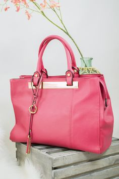 c127d776a064 Pretty In Pink David Jones Handbag David Jones
