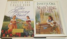 Author Janette Oke Two Book Bundle Collection Set Includes: The Meeting Place and A Searching Heart by Janette Oke http://www.amazon.com/dp/B00SWCSNPW/ref=cm_sw_r_pi_dp_7kJYub0AK6J93