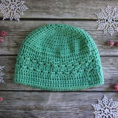 Beanies  Hats  Christmas Gift  Crochet  Gift For Her  Hat