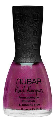 Nubar NU-NCP25 Spynx Purple Purple colour Nail Polish #NailPolish #Nubar #PurpleNailPolish
