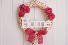 Summer Wreath Year Round Wreath Door Wreath Spring Wreath