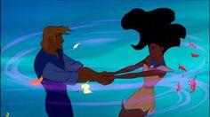 Pocahontas - Ezer színnel száll a szél
