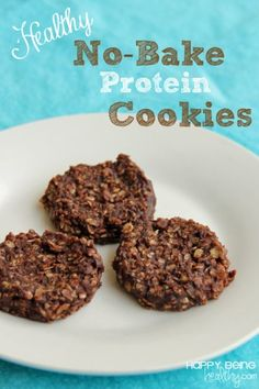 Healthy No Bake Prot