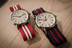 I love the simplicity of these watches, and the fact that you can change the watch strap for extremely cheap!