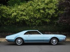 When GM was the undisputed king of the automotive universe.  1968 Oldsmobile : Toronado Deluxe