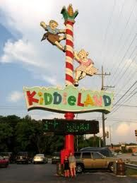 Kiddie land!!