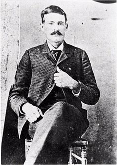 """Tom Ketchum was a hole-in-the-wall gang member and notorious train robber. With comrades such as Butch Cassidy, Ketchum was soon a wanted cowboy. After being shot in the arm, he was captured and sentenced to death by hanging. His executioner tied the rope poorly, resulting in Ketchum's decapitation on his way down. Before he was pushed off the platform, he laughed:  """"I'll be in hell before you start breakfast – let her rip!"""""""