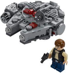 LEGO Star Wars Microfighters 75030 Millennium Falcon $9.99