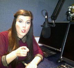 on the radio -luckily lol
