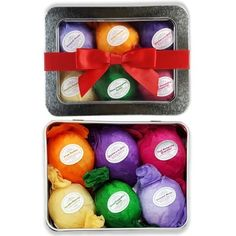 A bath bomb gift set that is the definition of treating yourself.   30 Gifts That Make Bath Time The Best Time