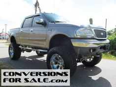 2003 Ford F-150 XLT Lifted Truck