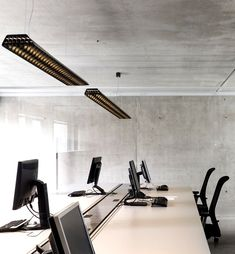 Vaeder Office Fixture by Supermodular vaeder office fixture