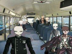 driving the down with cis bus Danganronpa Funny, Danganronpa Characters, Zuko, Fandoms, Doja Cat, Cat Pee, Funny Anime Pics, Cursed Images, Kaito
