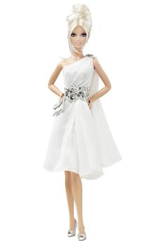 PINCH OF PLATINUM (2011) Barbie Fan Club Exclusive. Platinum Label (Less than 1000 made worldwide)