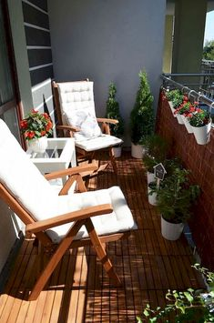 Adorable 90 Small Apartment Balcony Decorating Ideas https://besideroom.co/90-small-apartment-balcony-decorating-ideas/