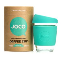 JOCO Cup Mint Green Eco-friendly coffee cup... yes please!
