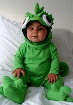 chameleon costume
