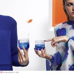 Nieuw: IKEA GILTIG limited   Eén geweldig product kan de sfeer van je hele interieur bepalen en tegelijkertijd jouw persoonlijkheid meer kleur geven. Dát product kan je nu vinden in de GILTIG limited collectie van IKEA. Voor deze uitbundige designcollectie werkte het woonwarenhuis samen met de Londense fashiondesigner Katie Eary. Haar uitgesproken stijl zie je terug in de tafel, het servies en woonaccessoires met prints van sierlijke vissen, katten en ogen.