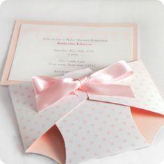Baby shower invitations idea