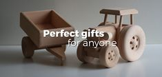 Perfect Gifts for Everyone Kids Toys Online, Wooden Toys, Store, Gifts, Wooden Toy Plans, Wood Toys, Presents, Woodworking Toys, Larger