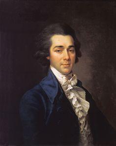 Dmitri Grigorievitch Levitski  (portrait- of nikolay lvov 1789