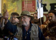 El Universal - Nación - Sicilia llega a EU por una causa: la paz