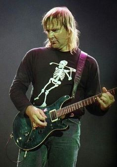 Alex Lifeson - Rush