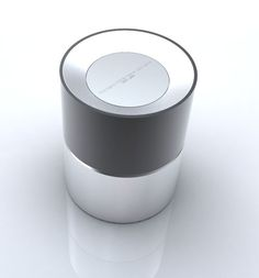 If Steve Jobs was cremated, this is the urn he would take credit from Jony Ive for designing.    Modern Cremation Urns by Capsule Urn