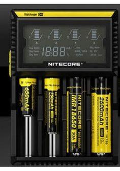 Nitecore D4 Series DigiCharger