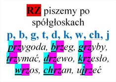 Polish To English, Polish Language, Motto, Back To School, Education, Learning, Speech Language Therapy, Studying, Teaching