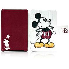 Disney Hard Case and Cover for All Tablets - Vintage Mickey Kindle Fire Case, Amazon Kindle Fire, Best Kindle, Vintage Mickey, Tablet Cover, Cute Phone Cases, Snoopy, Disney, Technology