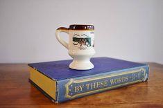 Chattanooga Tennessee Souvenir Ceramic Mini Mug Toothpick