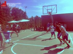 Metropolitan College 3on3 Basketball Tournament