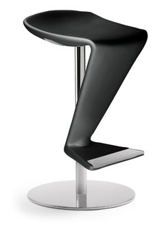 Zed Stool - Product Page: http://www.genesys-uk.com/Stools/Zed-Stool/Zed-Stool.Html  Genesys Office Homepage: http://www.genesys-uk.com  The Zed stool features a modern swivel bar design with gas lift and chrome detail.