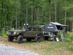 Jeep Builds u2014 Roof top tents are one of the coolest parts about... | Drive | Pinterest | Roof top tent The ou0027jays and Photos & Jeep Builds u2014 Roof top tents are one of the coolest parts about ...