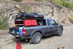 ford+ranger+expedition+build | Re: Lets see your overlanding/expedition/camping rig.
