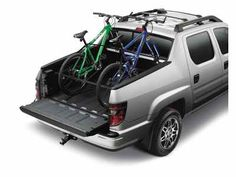 Honda Ridgeline Bed Mount Bike Attachment