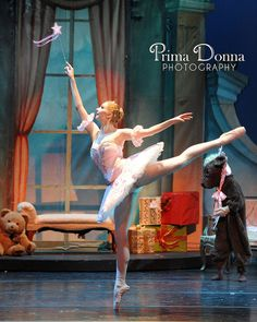 Sugar Plum Fairy Nutcracker Ballet